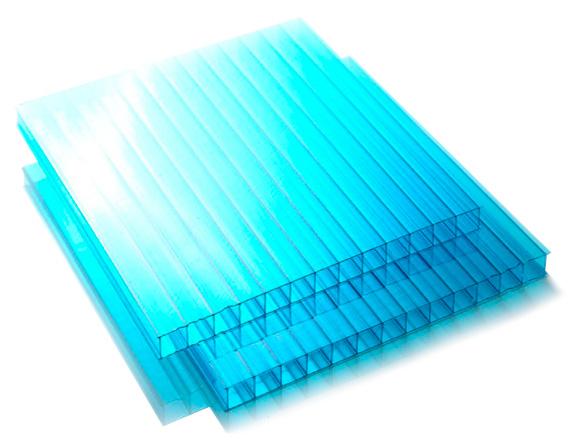 Tấm lợp poly rỗng ruột Solarlite