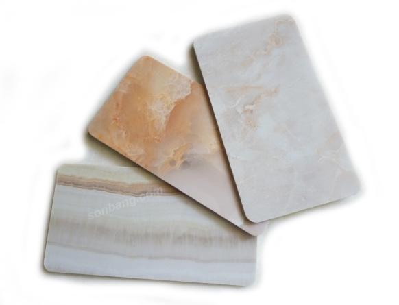 Tấm nhựa PVC giả đá Pima